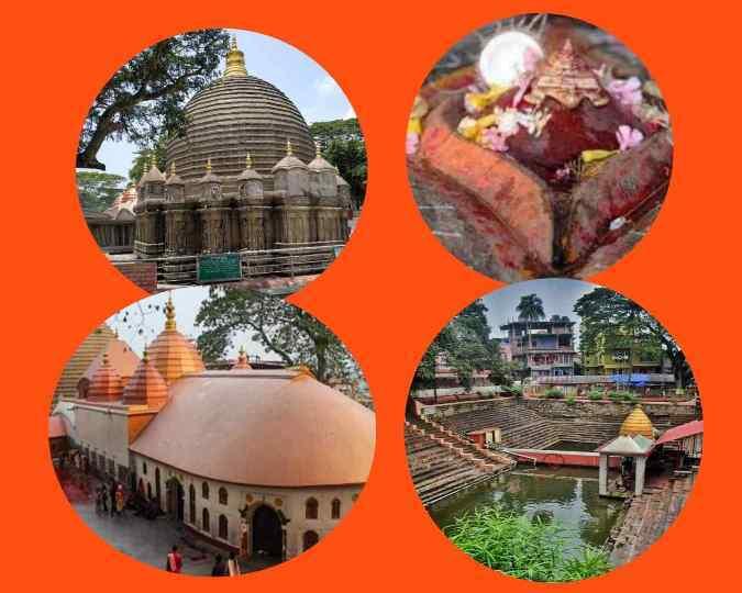 Kamakhya temple, Nilachal hill, Guwahati